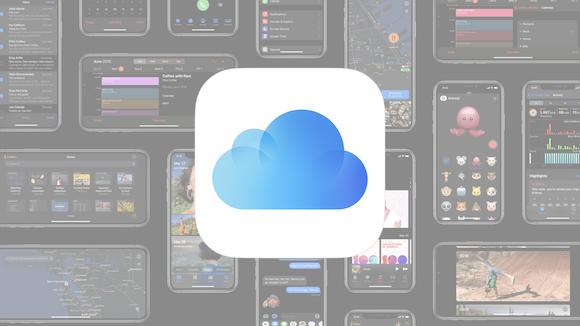 iOS13 iCloud