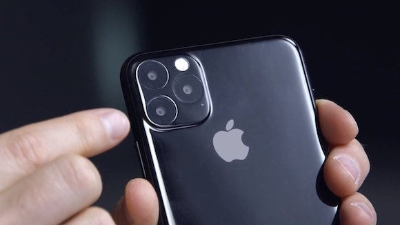 iPhone11 Ben Geskin