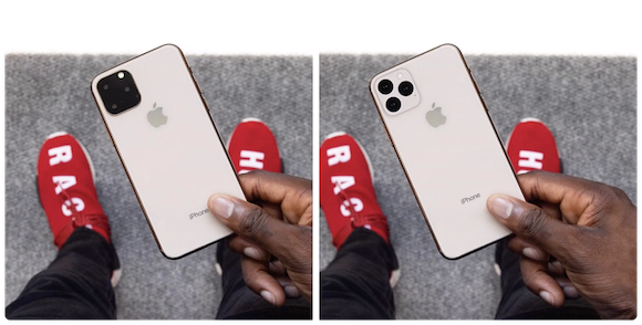 iPhone11 比較 Marques Brownlee/YouTube