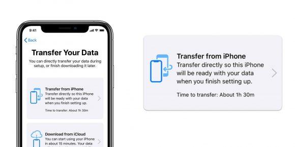 transfer iphonedata