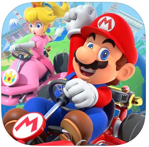 マリオカートツアーアプリ