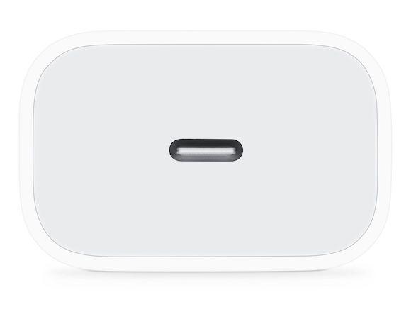 Apple 18W USB-C電源アダプタ