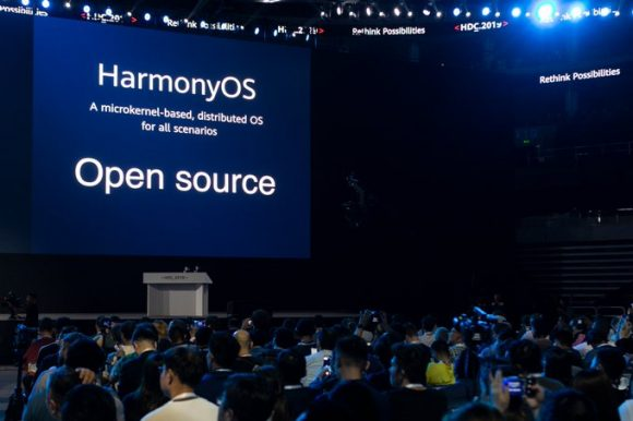 harmony OS huawei