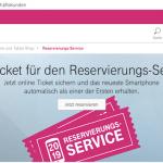 独Telekom iPhone11 予約受付