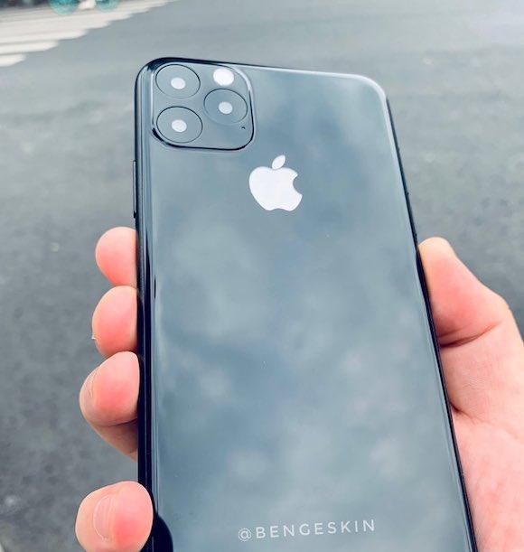 iPhone XI Max Twitter @BenGeskin
