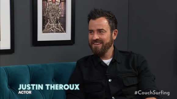 apple tv+ Justin Theroux