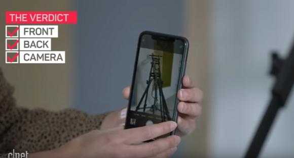 iphone 落下 検証 動画 テスト cnet