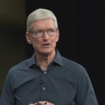 Apple イベント ティム・クックCEO