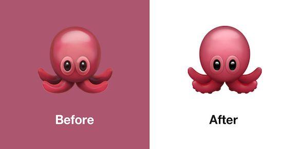 Emojipedia iOS13.1 絵文字 変更 比較