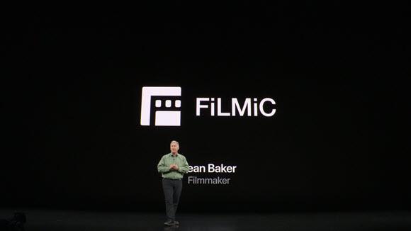 FilmicPro Apple Event Sep 2019