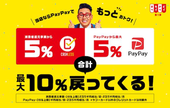 PayPay まちかどペイペイ