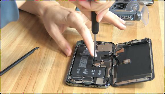 iFixit iPhone11 Pro Max 分解 YouTube