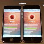 iOS13 iOS13.1 スピードテストiAppleBytes iPhone6s
