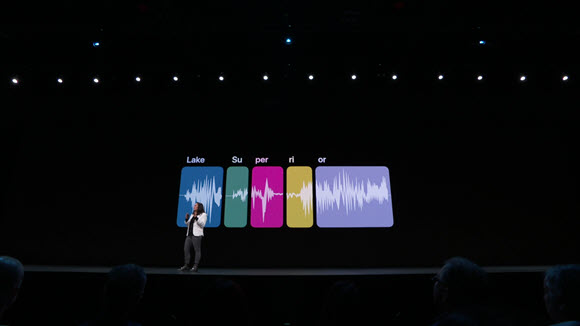 iOS13 Text to Speech WWDC 19