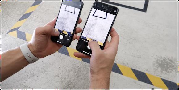 iPhone11 Pro 落下テスト EverythingApplePro