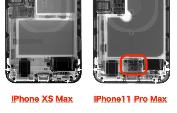 iFixit iPhone11 Pro Max 分解