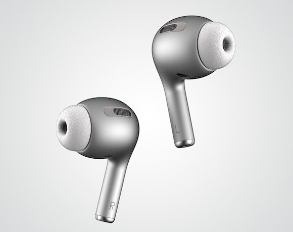 AirPods 3 AirPods Pro コンセプト