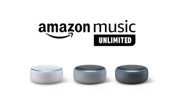 Amazon Music Echo Dot