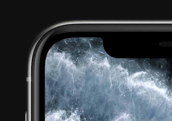 Apple iPhone11 Pro ディスプレイ