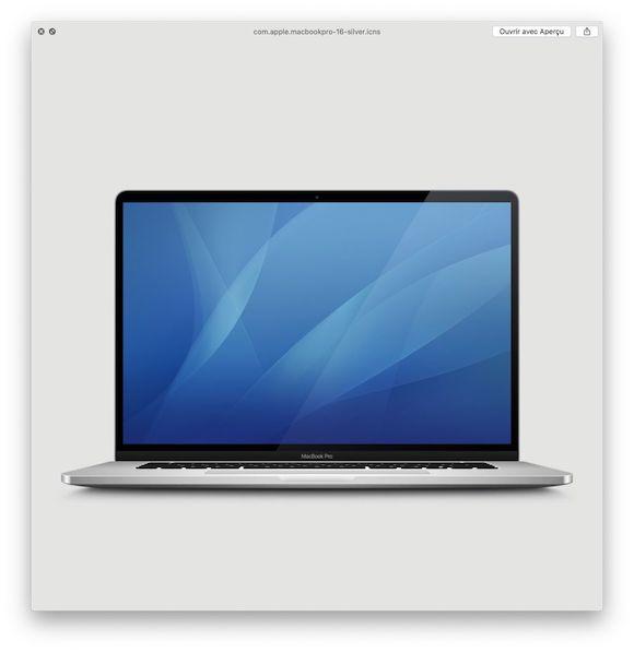 16インチMacBook(シルバー) Pro MacGeneration