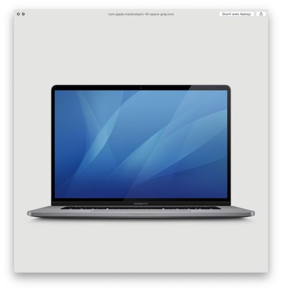16インチMacBook(スペースグレイ) Pro MacGeneration