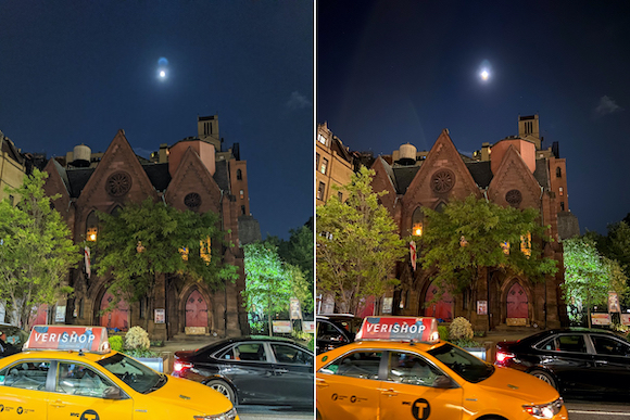 Pixel 4 iPhone11 写真 比較 MacWorld