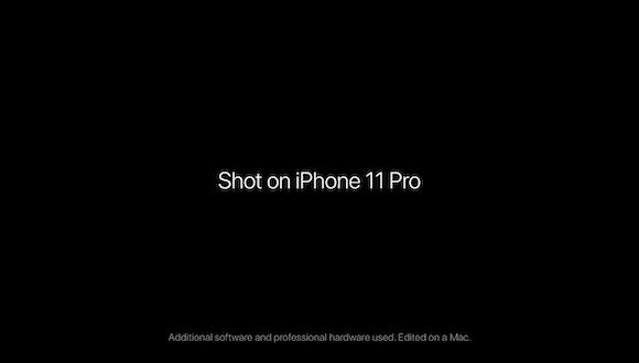 Shot on iPhone 11 Pro - Selena Gomez - Apple