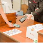 日本郵便がキャッシュレス決済を導入
