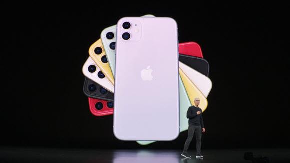 iPhone11 ティム・クックCEO 2019年9月イベント