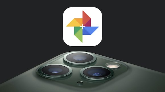 iPhone11 Pro Googleフォト