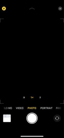 iPhone11 Pro Max カメラアプリ iPhoneHacks