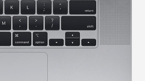 16インチMacBook Pro比較