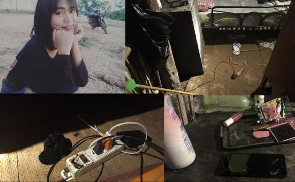 スマートフォン 爆発 タイ 死亡