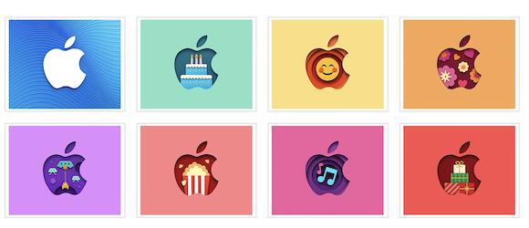App Store ギフトカード