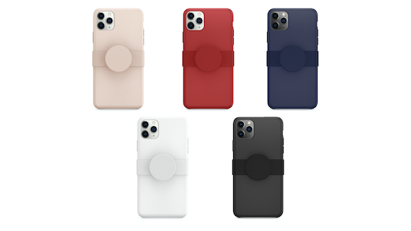 Apple PopSockets PopGrip Slide for iPhone11 Pro