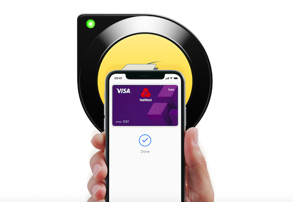 Apple Pay Express london