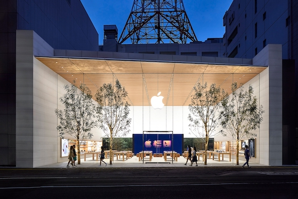 Apple 福岡