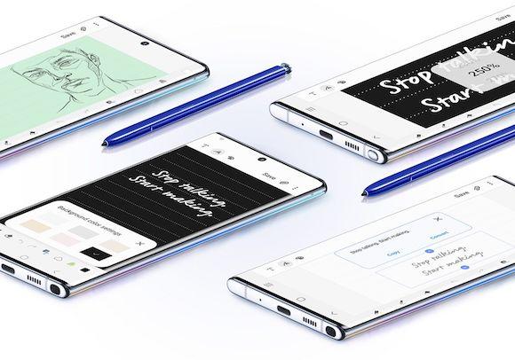 Samsung Galaxy Note S10+