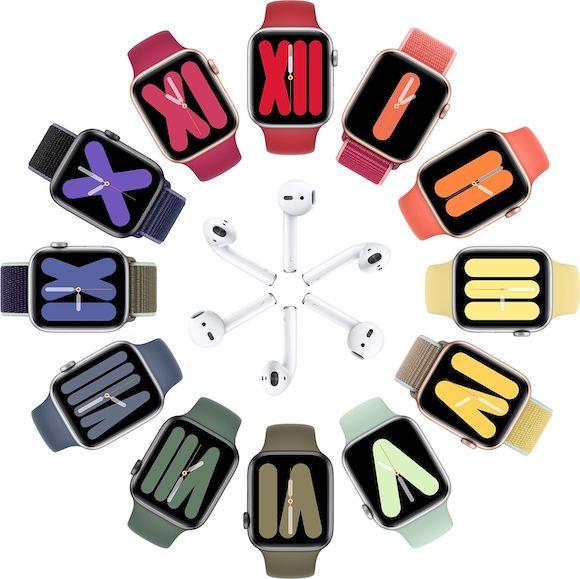 Apple Apple Watch AirPods Pro