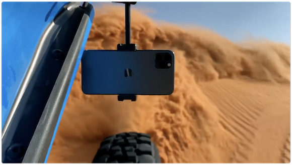 The Saudi desert riders | Shot on iPhone