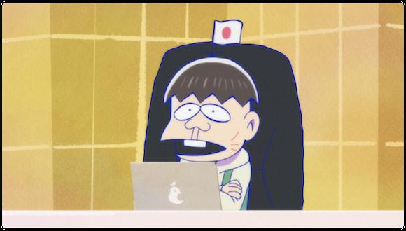 Apple Japan 「Macの向こうから — まだこの世界にない物語を」