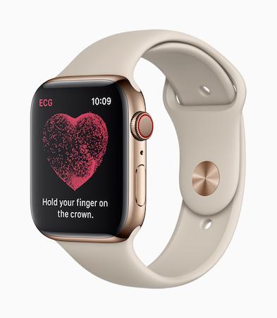 日本でもApple Watchの心電図機能が利用可能に?Appleが承認取得