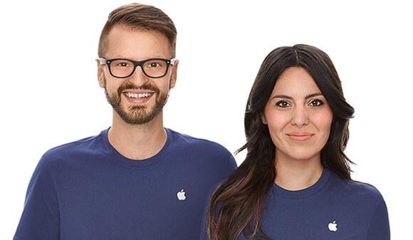 apple store スタッフ