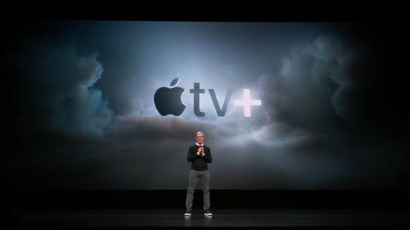 Apple TV+ ティム・クックCEO