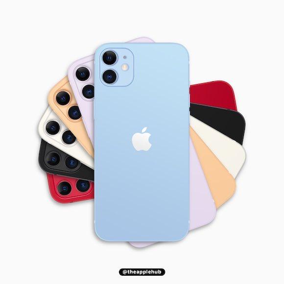 カラー iphone12 mini