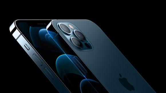Pro パシフィック ブルー iphone12