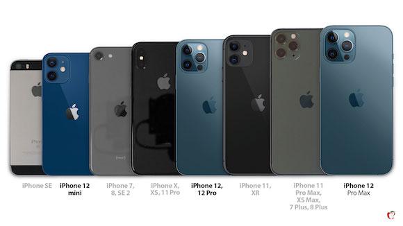 サイズ アイフォン 11