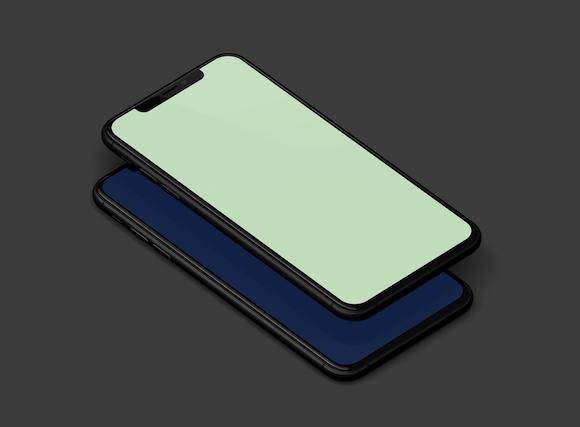 Iphone12 Mini Iphone12本体カラーに合わせた5色の壁紙 Iphone Mania
