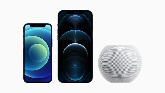 Apple iPhone12 mini iPhone12 Pro Max HomePod mini