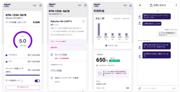My 楽天 モバイル 「my楽天モバイル」と「メンバーズステーション」の違いを解説